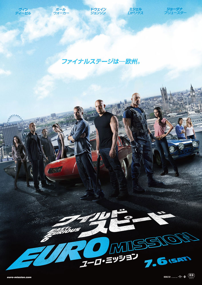 Fast&Furious6